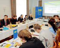Landtagsfraktion berät in Tabarz