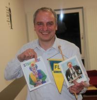 Kreisvorsitzender Jens Panse berichtete aus Erfurt