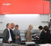 FDP zu Gast bei Bystronic Gotha