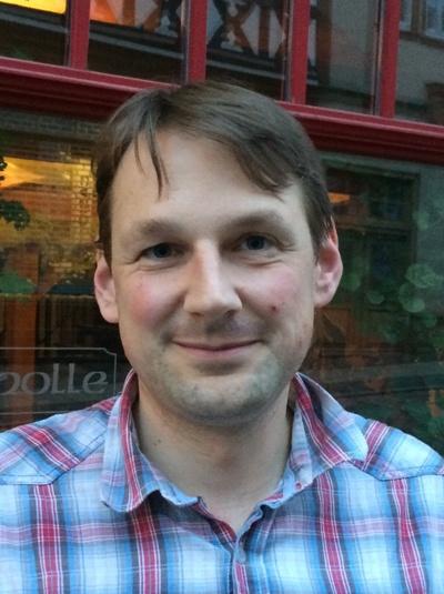 Christian Döbel, FDP-Vorsitzender in Waltershausen