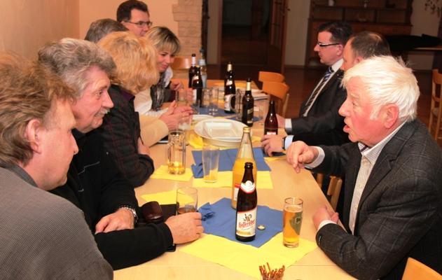 Politischer Aschermittwoch 2011 in Dachwig
