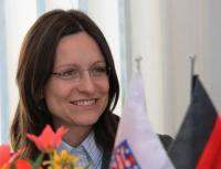 Magdalena Erdman zu Gast in Gotha