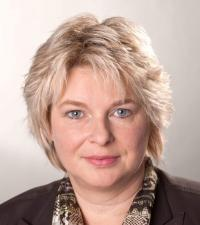 Die bildungspolitische Sprecherin Franka Hitzing