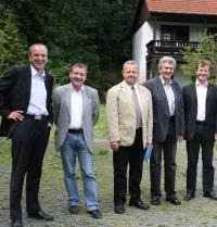 Kommunalpolitiker trafen sich mit Uwe Barth