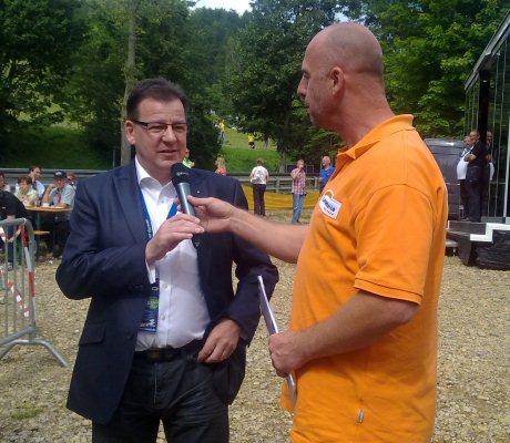 Köhler-Hohlfeld im Interview bei Landeswelle