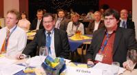 Gotha war mit 9 Delegierten beim Parteitag dabei
