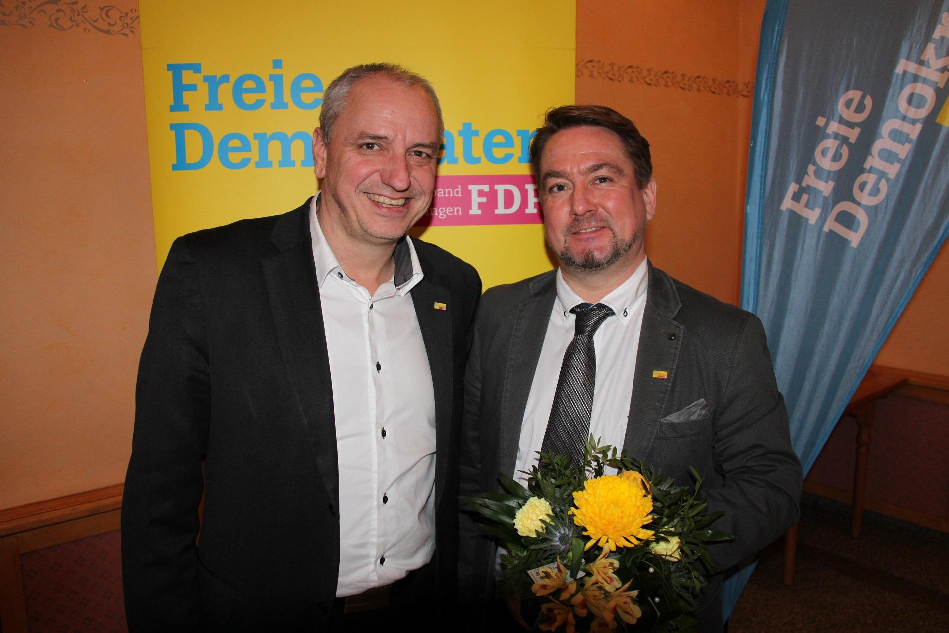 Jens Panse und Jens Seeber