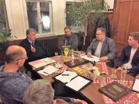 FDP-Podium zur Bürgermeisterwahl in Friedrichroda