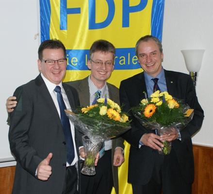 Mitgliederversammlung in Tabarz 2012