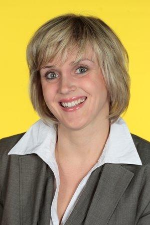 Kandidatin Anja kolbe