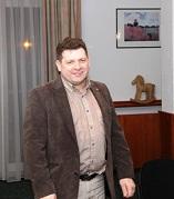 Carsten Labsch nimmt für den Vorstand teil