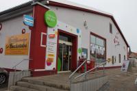 Tegut-Kaufhalle in Dachwig
