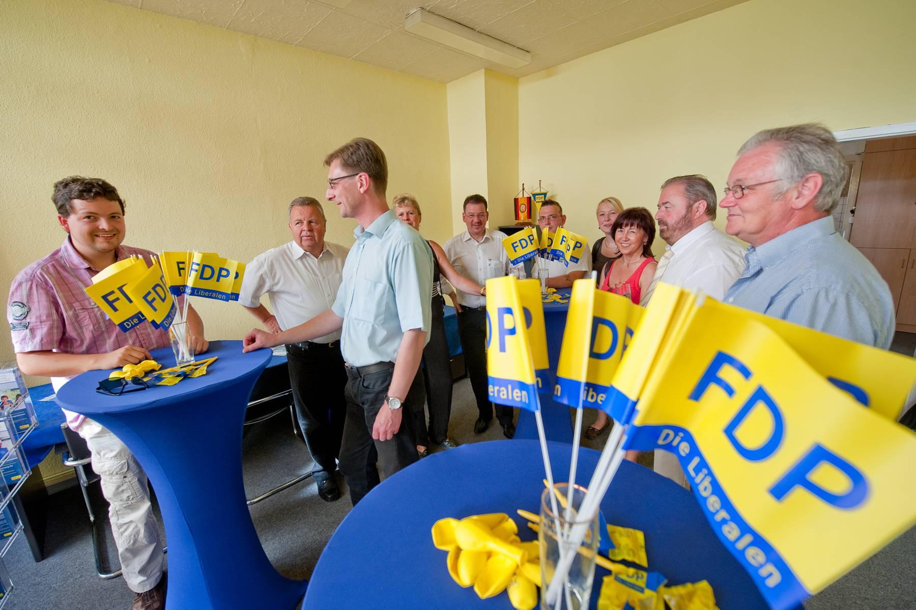 Gothaer Liberale freuen sich auf Besuch aus Soest