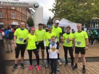 Das Laufteam der Freien Demokraten in Nordhausen
