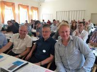 Die Gothaer Delegierten in Bad Tabarz