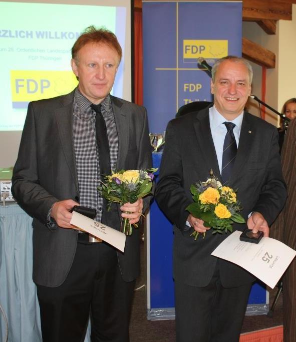 Mike Wündsch und Jens Panse