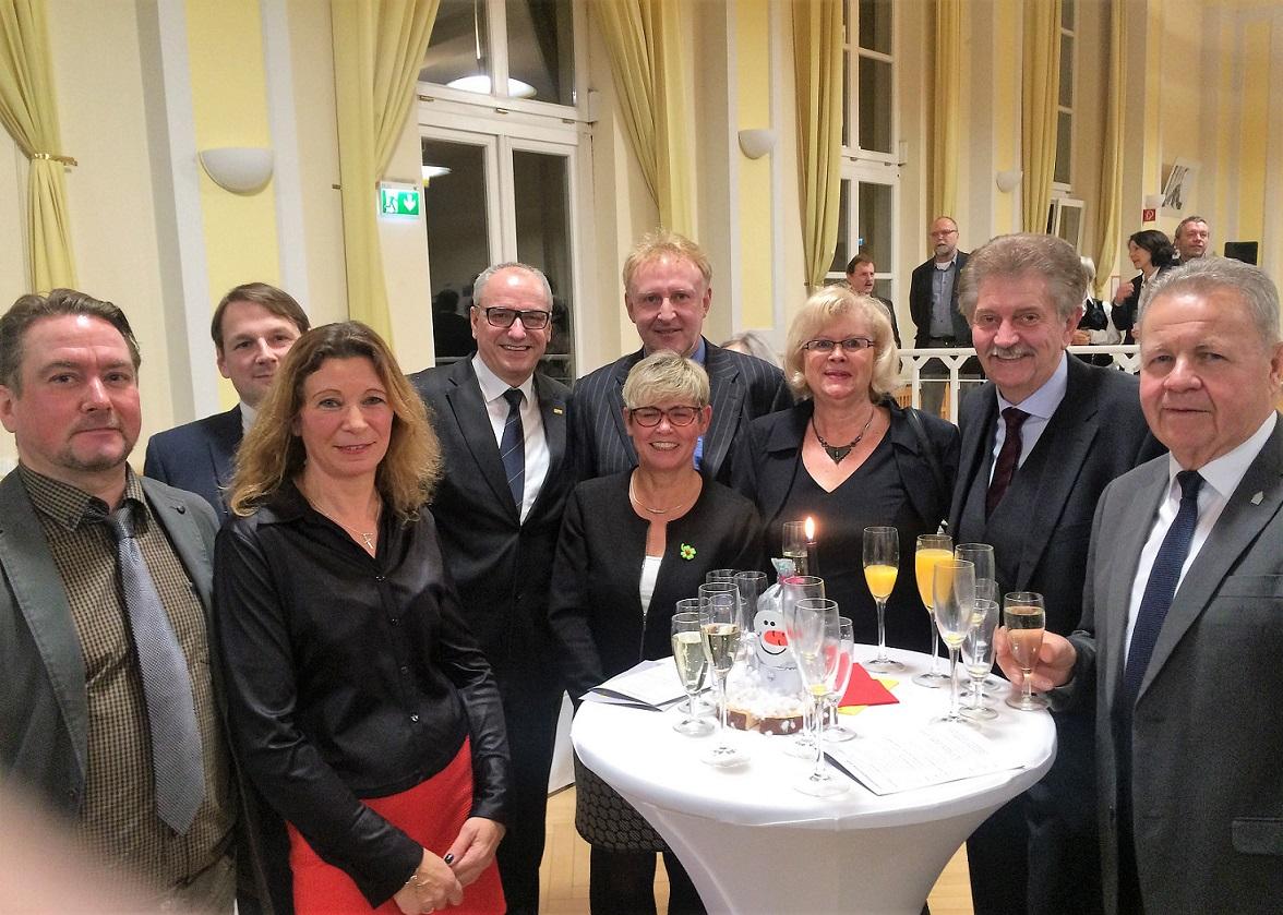 Die Gothaer Liberalen beim Neujahrsempfang