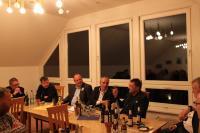 Jens Panse begrüßte die Gäste in Witterda