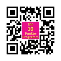 QR-Code zum 10-Punkte-Programm
