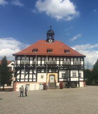 Döbel kritisiert die Stadt Waltershausen