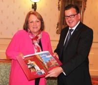 Die Ministerin und der FDP-Kandidat