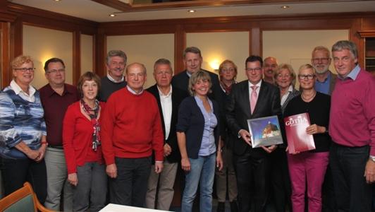 FDP-Mitglieder aus Gotha und Soest