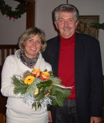 Steffi Ziegenbalg und Jürgen Ehrlich