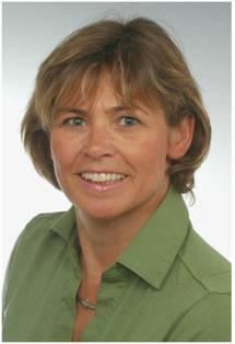 Steffi Ziegenbalg, Ortsvorsitzende der FDP Gotha