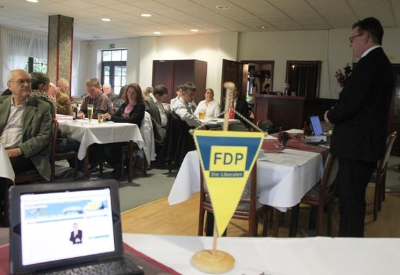 Wahlkreisversammlung auf dem Boxberg