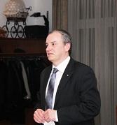Kreisvorsitzender Panse im Vorjahr in Tabarz
