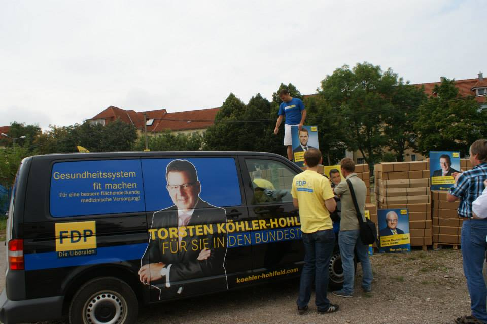 Köhler-Hohlfeld: 'Wahlkampf ist eröffnet'