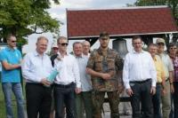 Köhler-Hohlfeld besucht Truppenübungsplatz