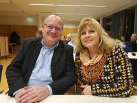 Dirk Bergner und Daniela Hommel-Kreißl