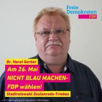 Dr. Horst Gerber