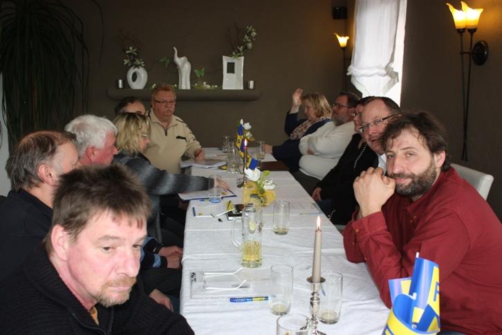 Schnappschuss aus der Kreismitgliederversammlung