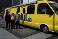 Thüringer Mitglieder am Guidomobil