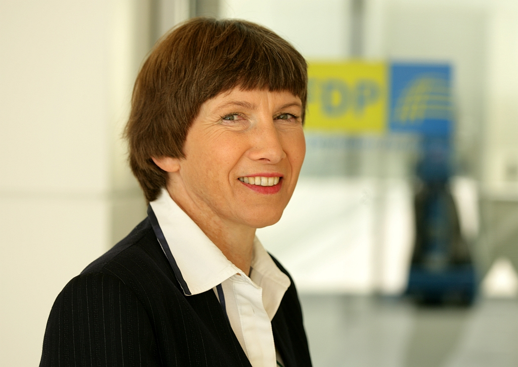 Dr. Christel Happach-Kasan, MdB besucht Thüringen