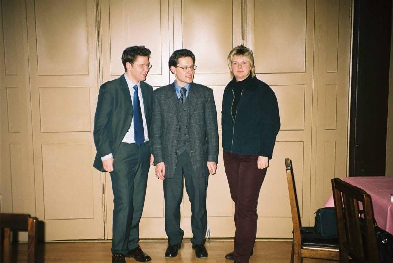 Marcel Hardrath,Claus Peter Roßberg,Franka Hitzig