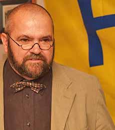 Martin Höfer kämpft für das OB-Amt