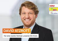 David Atzrott - Landratskandidat der Mitte