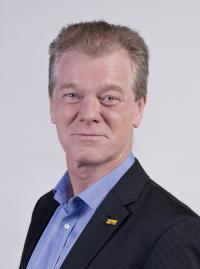 Direktkandidat zur Bundestagswahl Martin Mölders