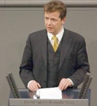 Uwe Barth, MdB und Landesvorsitzender