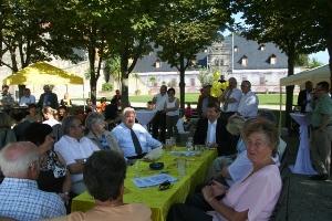 Liberales Sommerfest in Watzdorf