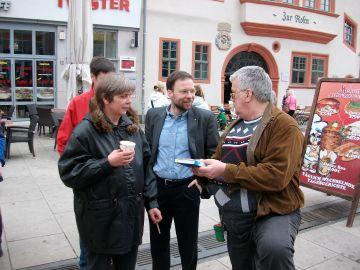 Thomas Nitzsche im Gespräch