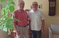 Hartmut Herold und Dr. D. Möller