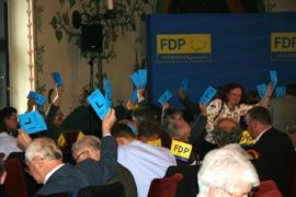 23. Landesparteitag der FDP Thüringen