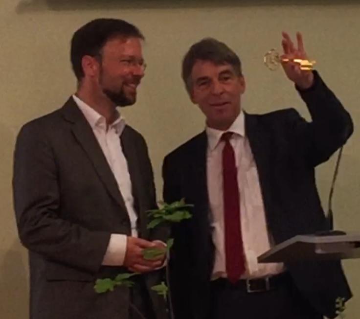 Dr. Nitzsche und Dr. Schröter