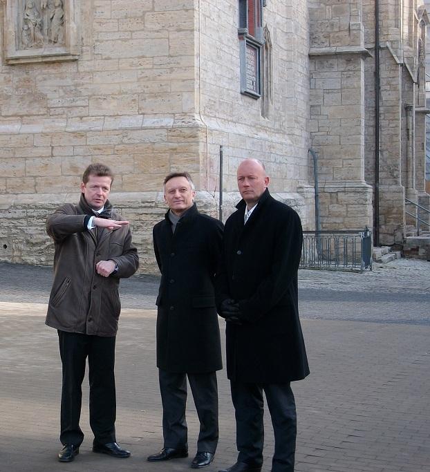 Uwe Barth, Dr. Prawda & Th. L. Kemmerich