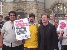 Uwe Barth & Junge Liberale