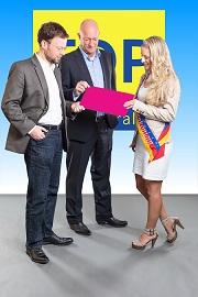 Dr. Nitzsche, Kemmerich & die Farbenkönigin Sindy